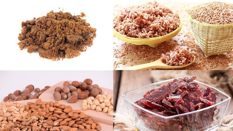 Food to Avoid or Store Sparingly