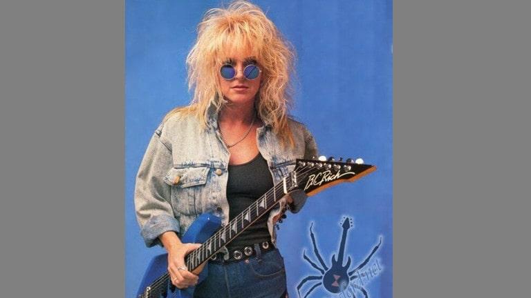 '80s Rocker Hair
