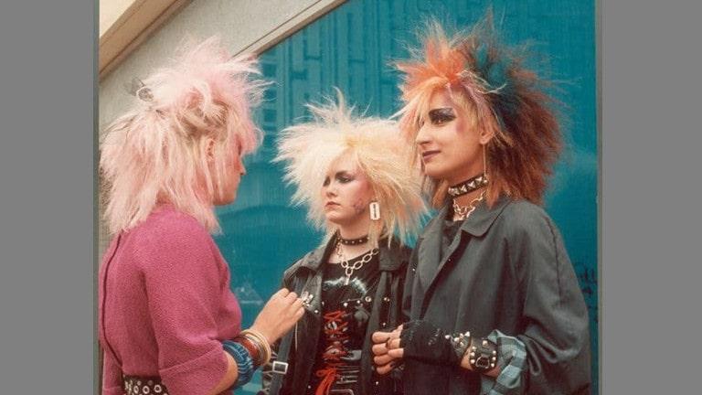 Punk Rock Hair