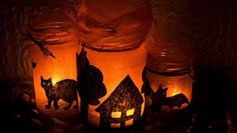 Spooky Luminary