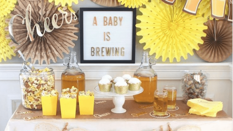 What Does a Good Baby Shower Theme Need
